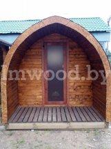 Арочный домик 3 метра