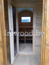 Арочная баня 4,5м