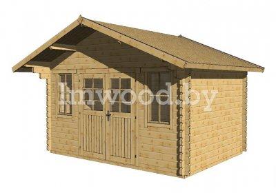 Садовый домик, модель 1.25