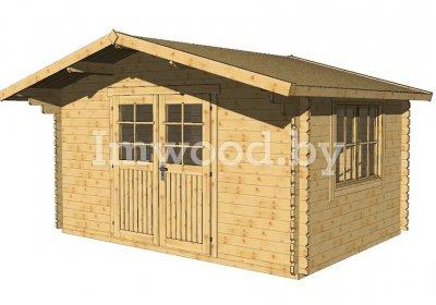Садовый домик, модель 1.28