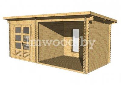 Садовый домик, модель 1.30