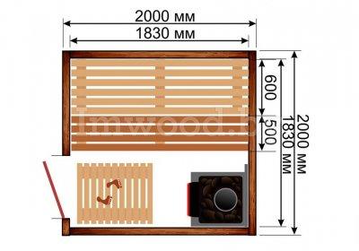sauna-2x2m