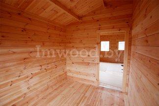 Дачный дом, модель 3.03
