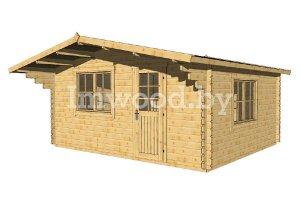 Садовый домик, модель 1.22