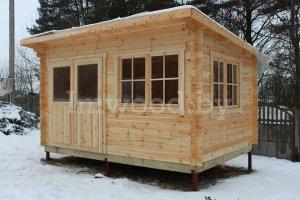 Садовый домик, модель 1.23