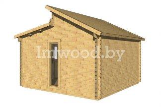 Садовый домик, модель 1.29