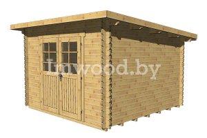 Садовый домик, модель 1.31