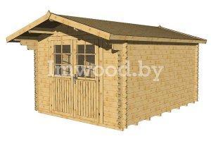 Садовый домик, модель 1.33