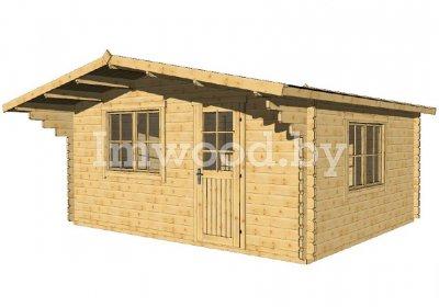 Садовый домик, модель 1.37