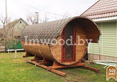Barrel bath 5,5 m