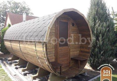 Barrel bath 6,5 m